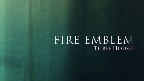 Fire Emblem Three Houses Logo