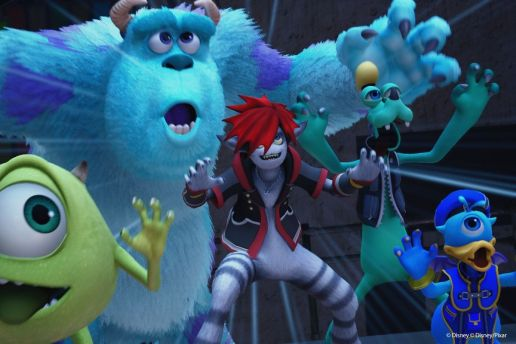 Kingdom Hearts 3 Monsters