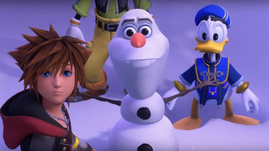 Kingdom Hearts 3 Olaf