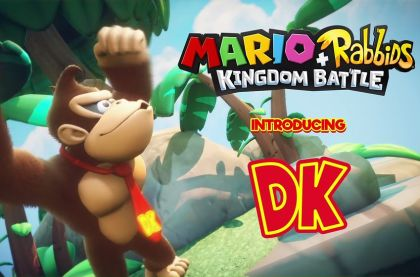 Mario + Rabbids - DK