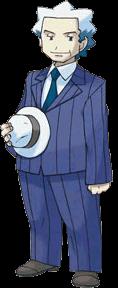 Pokemon Mr. Stone