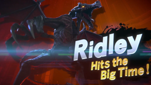 Ridley Hits the Big Time