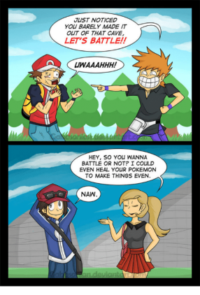 Rival Battles Then and Now