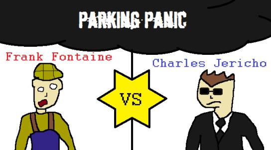 Blogger Blitz Black Sheep Frank Fontaine Versus Charles Jericho