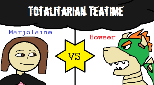 Blogger Blitz Black Sheep Marjolaine Versus Bowser
