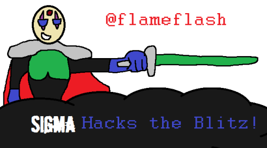 Sigma Hacks the Blitz!