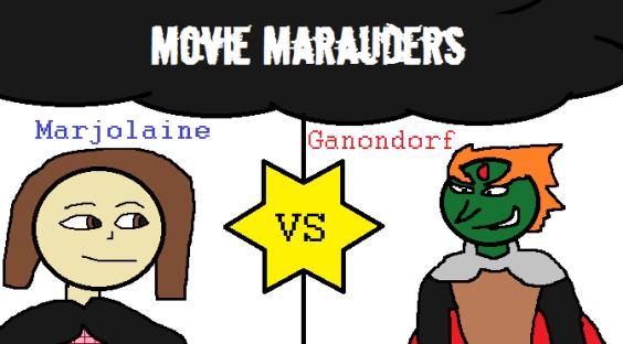 Blogger Blitz Black Sheep Marjolaine Versus Ganondorf
