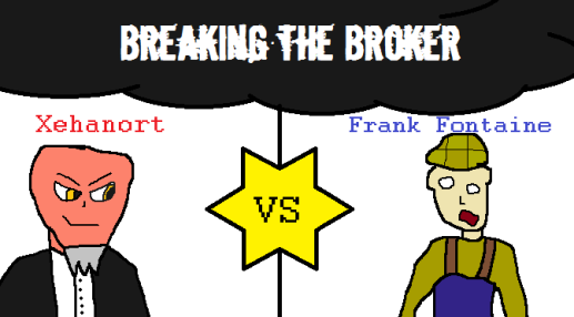 Blogger Blitz Black Sheep Xehanort Versus Frank Fontaine