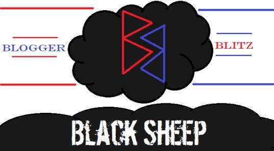 Blogger Blitz Black Sheep