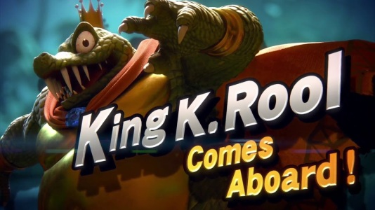 King K Rool Comes Aboard!