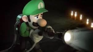 Luigi in Castlevania