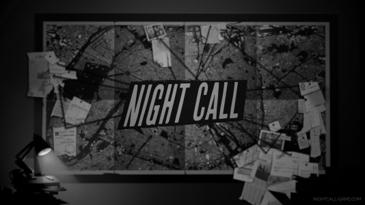 Night Call Cover