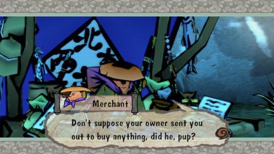 Okami Merchant