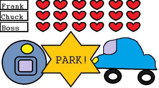 Parking Panic Template