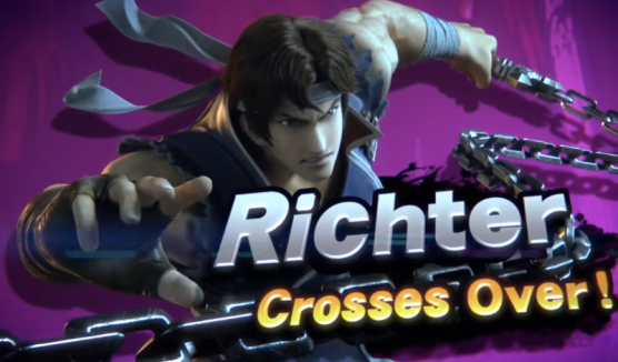 Richter Crosses Over!