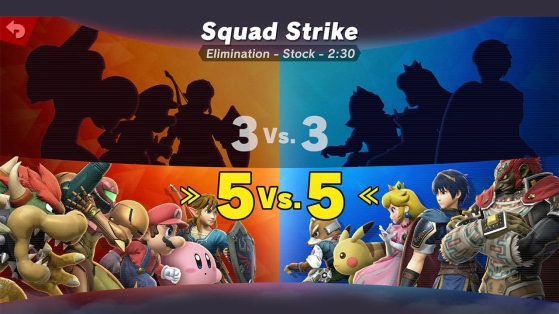 Smash Squad Strike
