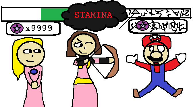 Totalitarian Teatime Goodbye Mario