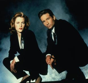 X Files Cover