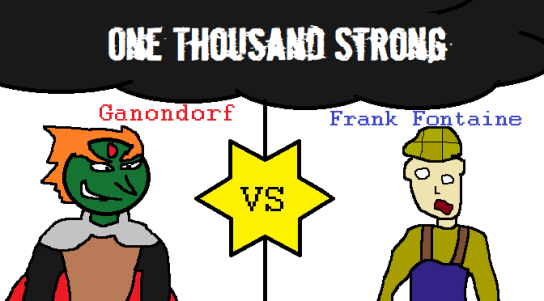 Blogger Blitz Black Sheep Ganondorf versus Frank Fontaine