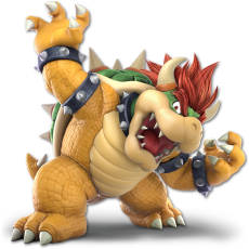 Bowser Smash Bros Ultimate