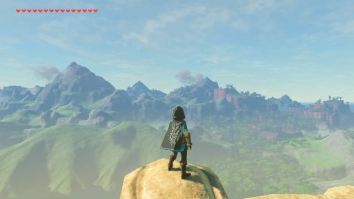 Breath of the Wild Graphics