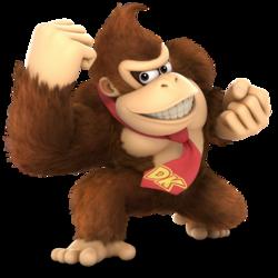 Donkey Kong Smash Bros Ultimate