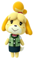 Isabelle Smash Bros Ultimate