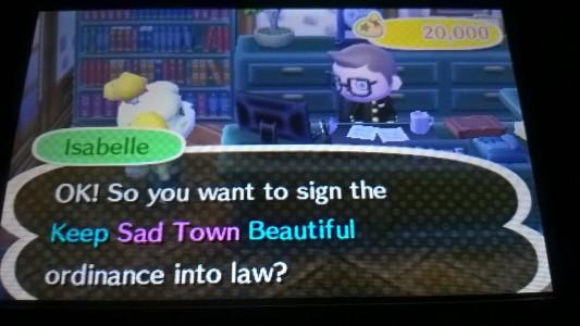 Keep Sad Town Beautiful