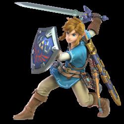 Link Smash Bros Ultimate
