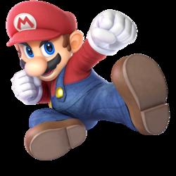 Mario Smash Ultimate