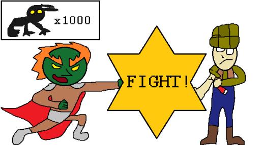One Thousand Strong Battle Start
