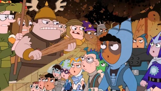 Phineas and Ferb Convention