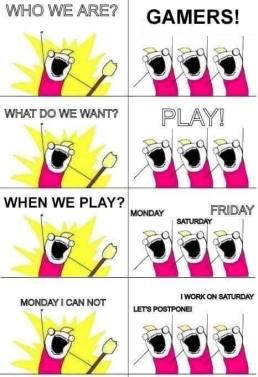 Schedule Meme