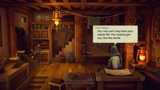 Earthlock Quest Begins