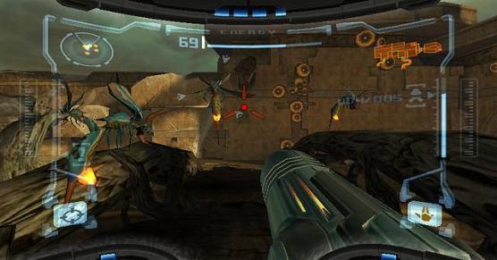 Metroid Prime War Wasps