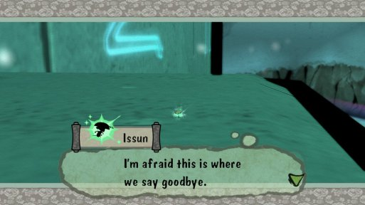 Okami Issuns Departure