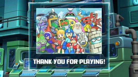 Mega Man 11 Ending