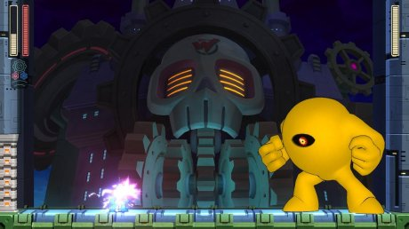 Mega Man 11 Yellow Devil