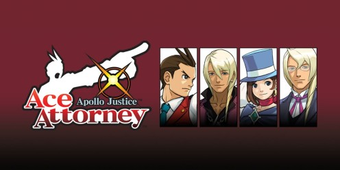 Apollo Justice Cover