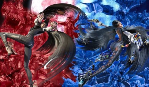 Bayonetta 1 and 2