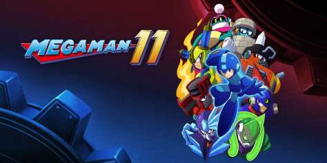 Mega Man 11 Cover 2