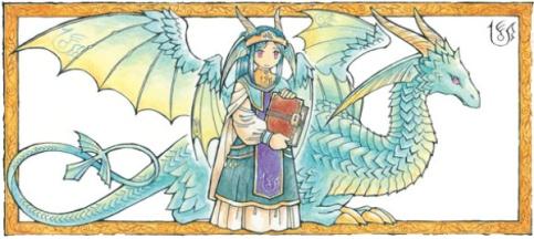 Ryuutama Cover