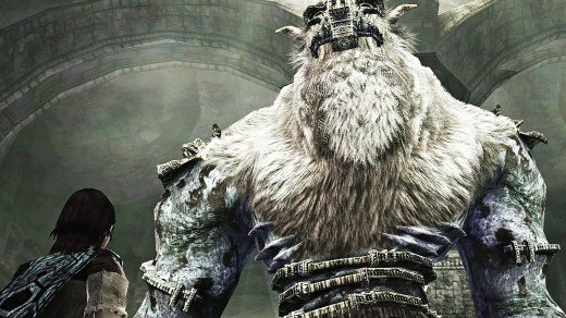 Shadow of the Colossus Barba