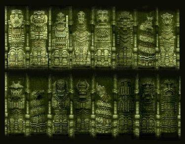 Shadow of the Colossus Idols