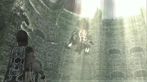 Shadow of the Colossus Kuromori