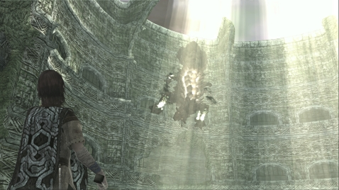 Shadow of the Colossus Kuromori