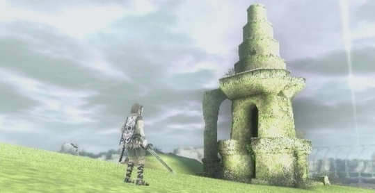 Shadow of the Colossus Save Shrine