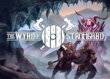 The Wyrd of Stromgard Cover