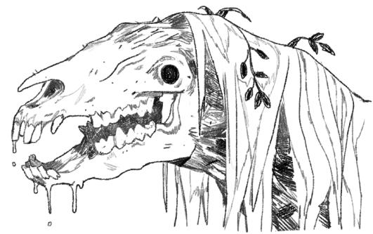 The Wyrd of Stromgard Kelpie