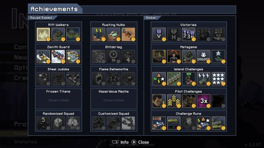 into the breach achievements